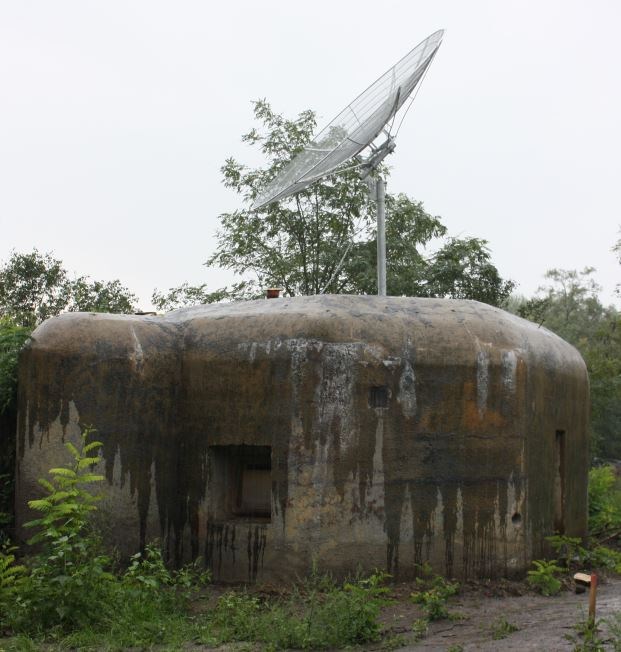 Satelitní řopík