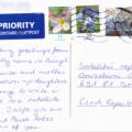 Postcrossing, Německo, Berlin, Birgit