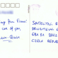 Postcrossing, Francie, větrné elektrárny